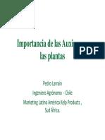 Importancia AuxinasPlantas-Pedro Larraín YA