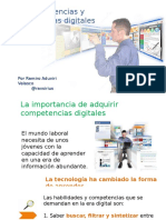 Competencias digitales y herramientas