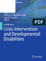 Crisis Intervention and Developmental Disabilities