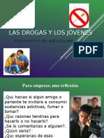 Las Drogadiccion Diapositivsa