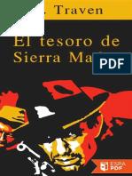 El Tesoro de Sierra Madre - Bruno Traven
