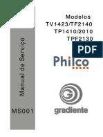 Manual de Serviço Gradiente TV1423-TF2140-TP1410-2010-TPF2130.pdf