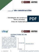 ICFES-Reglas de construcción de ítems.pptx