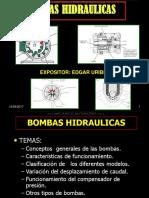 Curso Bombas Hidraulicas Clasificacion Funcionamiento Desplazamiento Caudal Compesador Presion Tipos Aplicaciones