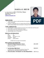 Kid Resume (1)