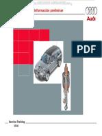Curso Sistema Suspension Neumatica Audi Allroad Quattro Mecanismo Estructura Componentes Funciones Arquitectura
