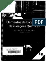 Fogler H.S. - Elementos de Engenharia das Reações Químicas - 4ªEd.pdf