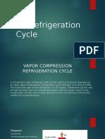 air refrigeration problem