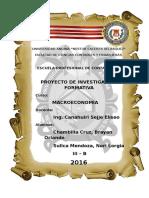 POLÍTICA MONETARIA CON DOLARIZACIÓN PARCIAL