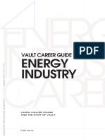 1chung l w Vault Career Guide to the Energy Industry