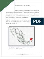 Geomorfologia Yucatan