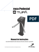 Acesso - MANUAL_TECNICO Catraca Tupã.pdf