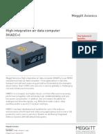 Meggitt Avionics Data Sheet HIADC