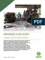 Indonesia Case Study