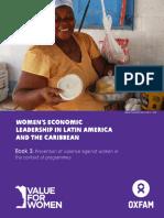 Women's Economic Leadership in LAC Book 3