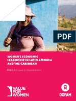 Women's Economic Leadership in LAC Book 2