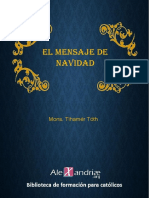Mensaje de Navidad - Mons. Tihamér Tóth