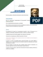 3.3 Marxismo