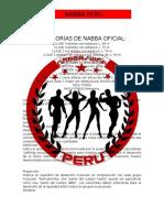 Papel Membretado Nabba Peru 1