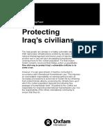 Protecting Iraq's Civilians
