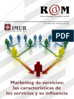 Revista de Marketing y Comunicación Instituto de Marketing Del Uruguay