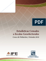 Metodologia INEGI IFE