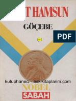 Knut Hamsun Göçebe