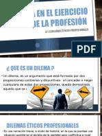 Dilema Ético Profesional 1