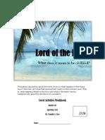 Novel Activities Workbook