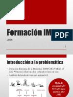 Formación IMDS General