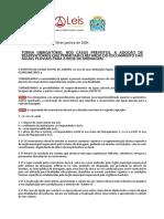 Rio de Janeiro Decreto 23940 2004