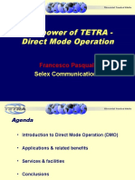 The_power_of_TETRA-Direct_Mode_Operation-Selex_Communications_Francesco_Pasquali.ppt