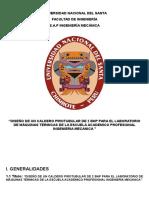 Diseño y Fabricacion de Una Caldera Pirotubular - TESINA