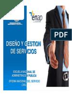 Diseño y Gestión Del Servicio
