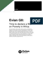Evian G8
