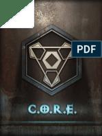 CORE 2017 Faction Doc