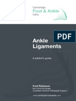 CFAC Guide - Ankle Ligaments