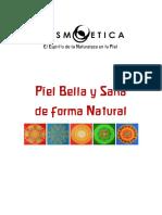 COSMOETICA Piel Bella y Sana de Forma Natural