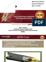 30x113B HEDP Improved Fuze RDECOM 2010