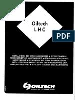 Oiltech LHC Installation