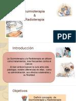 Quimio y Radioterapia