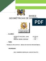 Trabajo Aplicativo Bases Geometricas