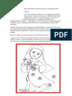 Novena Das Rosas à Santa Teresinha Do Menino Jesus e Da Sagrada Face