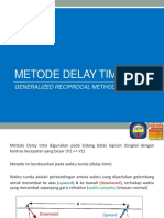 Metode Delay Time Grm