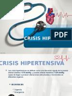 Crisis Hipertensiva E