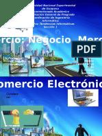 Presentación Comercio Negocio Mercadeo Tema 2 #G3