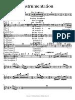 Symphony No. 1 Movement 2-Alto Flute