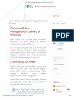 Cara Install Dan Menggunakan Gammu Di Windows _ JagoWebDev