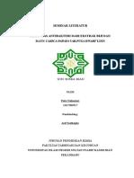 Cover Seminar Literatur