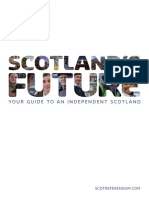 Scotland Independence White Paper